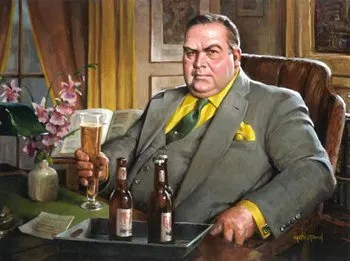 Image result for nero wolfe characters