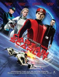 Image result for Gerry Anderson's New Captain Scarlet