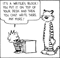 Image result for writer's block