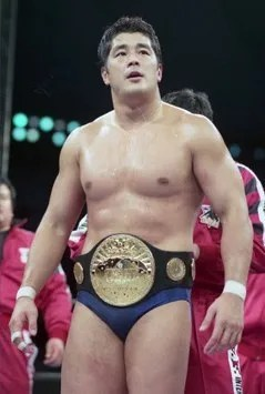 Nobuhiko Takada (Wrestling) - TV Tropes
