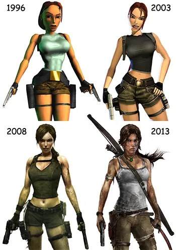 Image result for lara croft