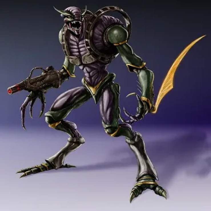 Image result for Metroid Space pirates