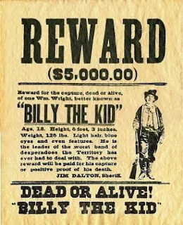 wanted poster tv tropes