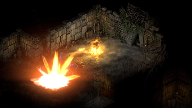 Diablo II Resurrected's first alpha test is singleplayer-only 65 | TweakTown.com