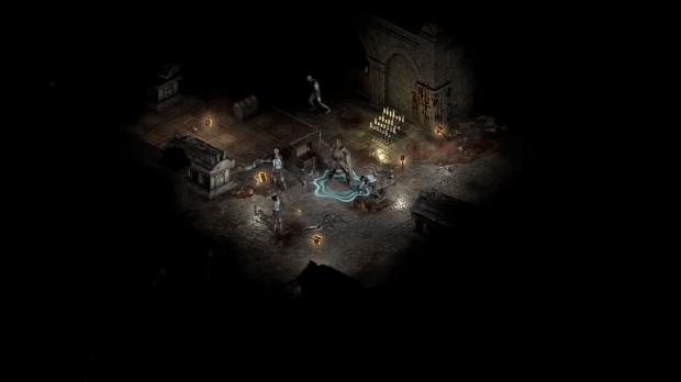 Diablo 2 Resurrected shows mercenary skill levels and damage 64 | TweakTown.com