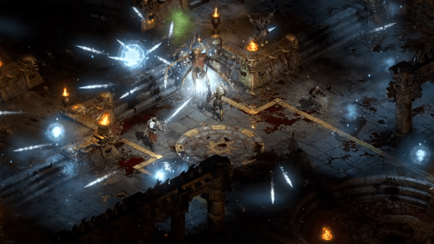 Diablo 2 Resurrected's Amazon is getting roasted by players 66 | TweakTown.com
