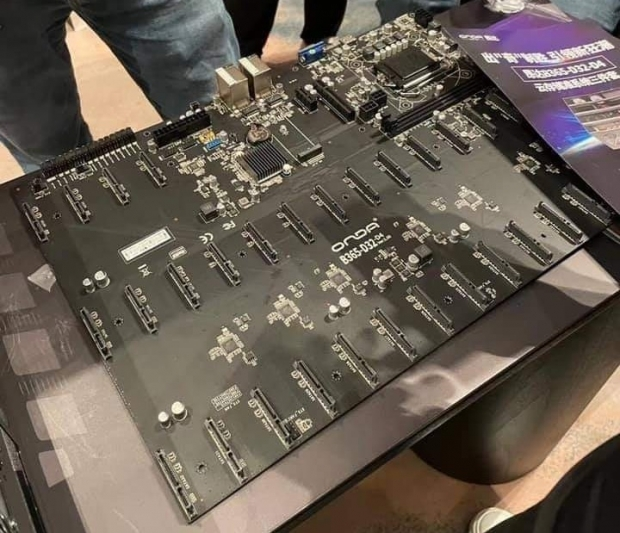 This is the ultimate 32 x SSD crypto mining motherboard for Chia coin 03 | TweakTown.com