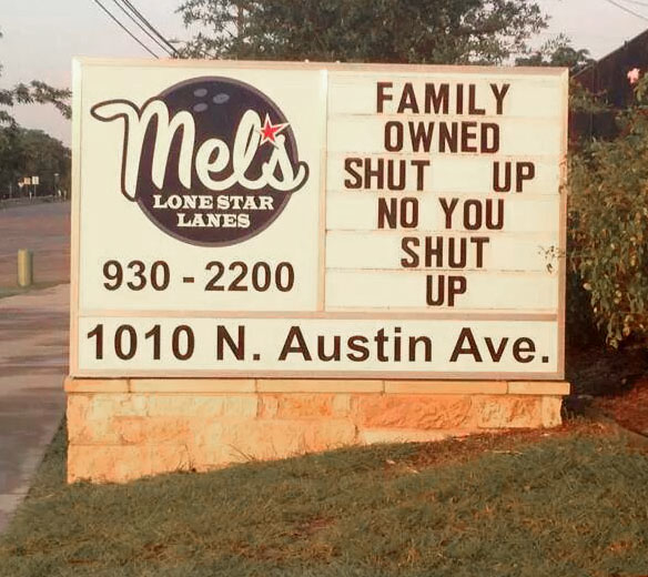 Funny Business Signs 18
