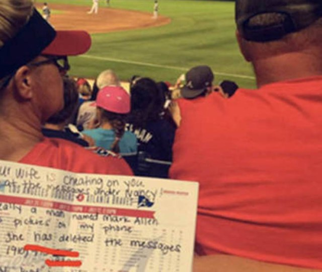 Times Cheaters Got Caught In The Act With The Pictures To Prove It  Words