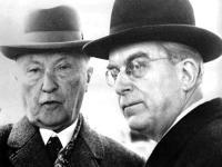 Adenauer und Globke