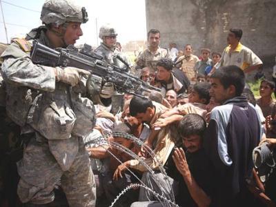 Irak-Krieg US-Aggression