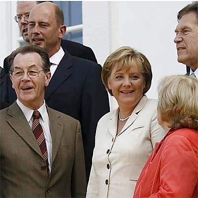 Meseberg-Tagung Bundesregierung