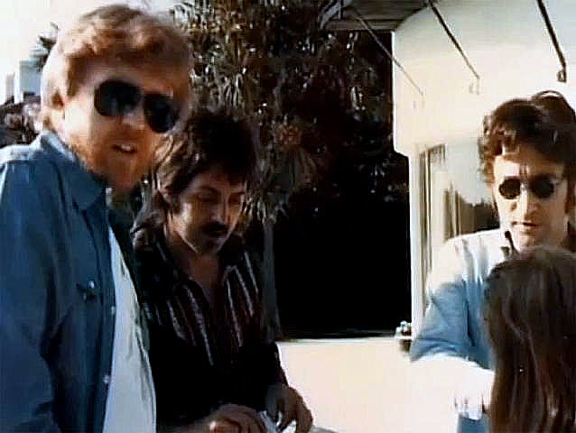 Lennon, McCartney & Nilsson