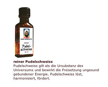 pudelschweiss