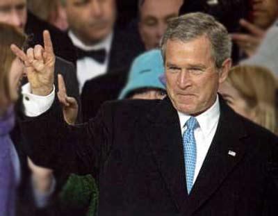 Bush-Satan