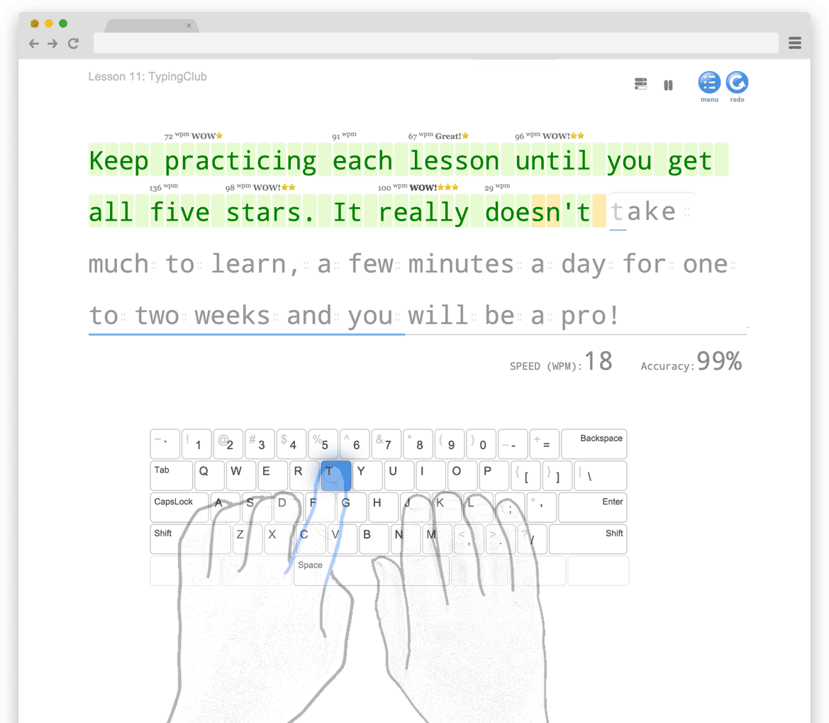 Learn Touch Typing Free
