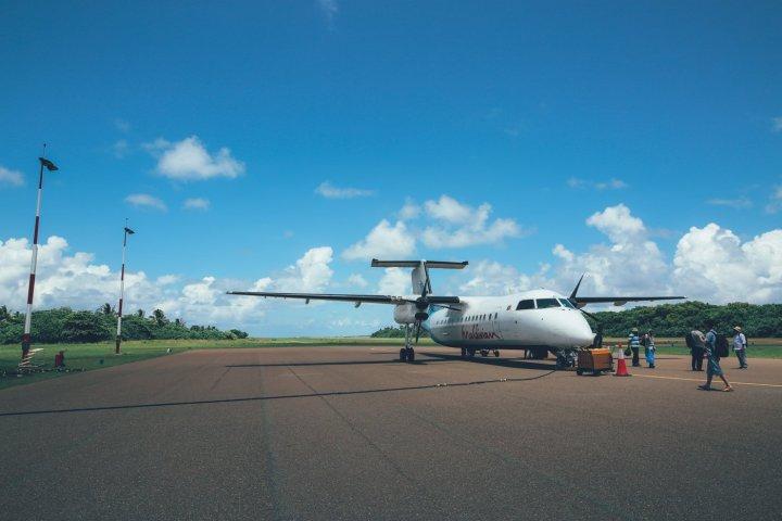 Domestic Flight Maldives