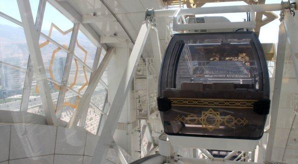 Riesenrad Ashgabat