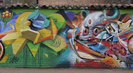 Streetart Bogota APC