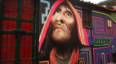 Streetart Bogota Carlos Trilleras