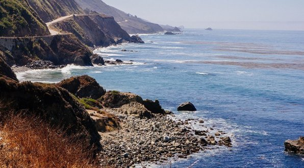 Roadtrip California Highway 1