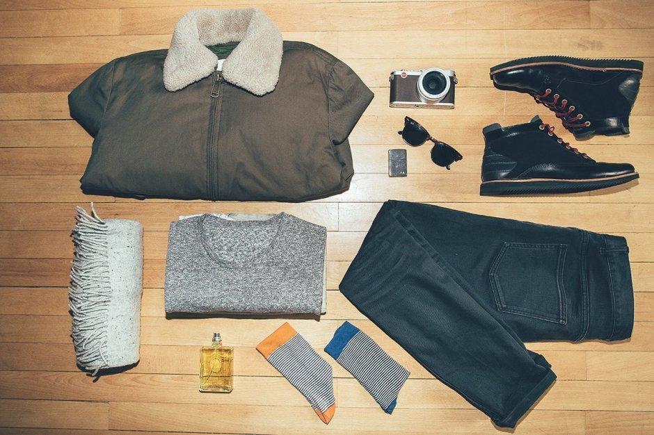 Roadtrip Outfit Timberland Florian Roser