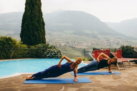 Pilates in Südtirol