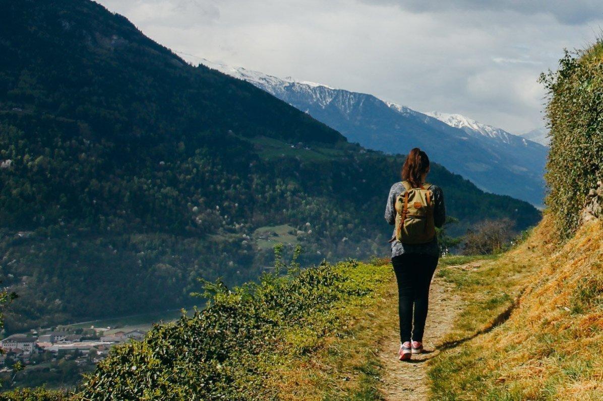 Wanderurlaub in Südtirol