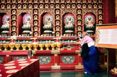 Singapore Buddha Tooth Relic Temple Lisa