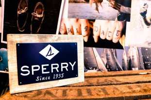 Exploring Amsterdam with Sperry