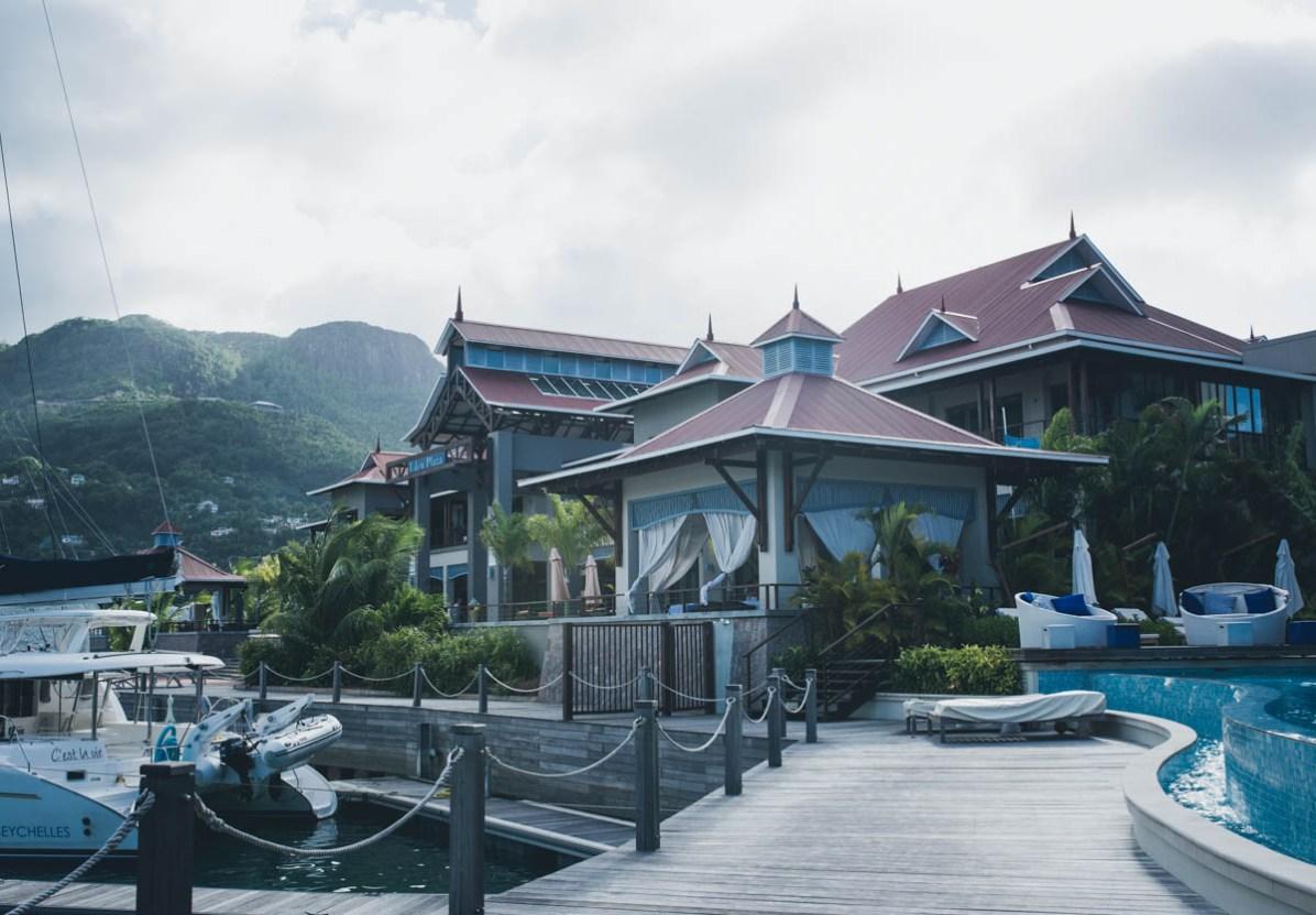 Eden Island Plaza Seychellen