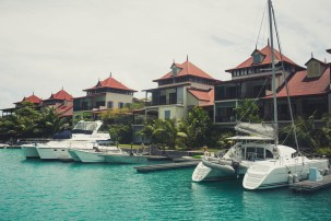 Seychellen Eden Island Maisons