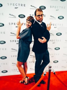 James Bond SPECTRE Gala