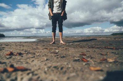 Der Müritzsee, gefühlt so groß wie der Bodensee