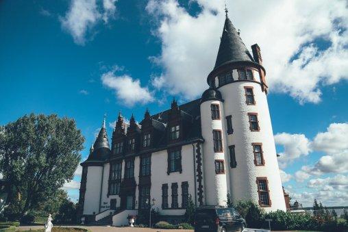 Schlosshotel in Klink an der Müritz