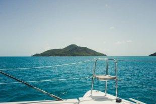 Seychellen Katamaran