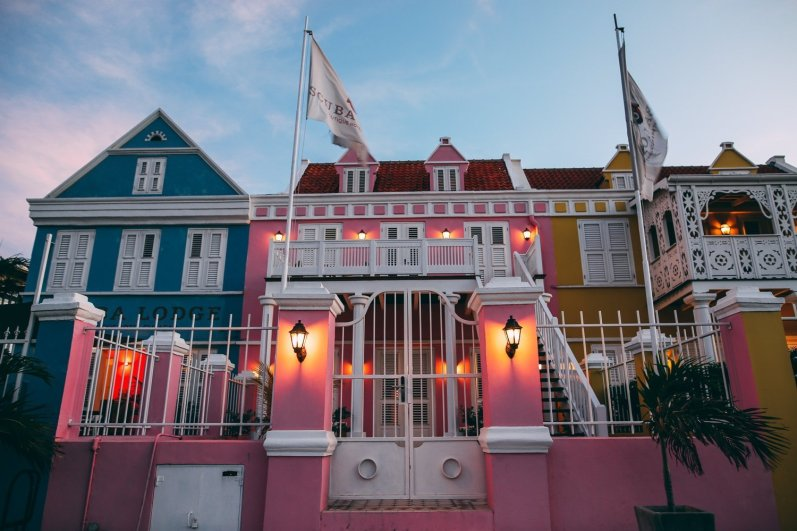 uber-Places: Scuba Lodge Boutique Hotel Curacao