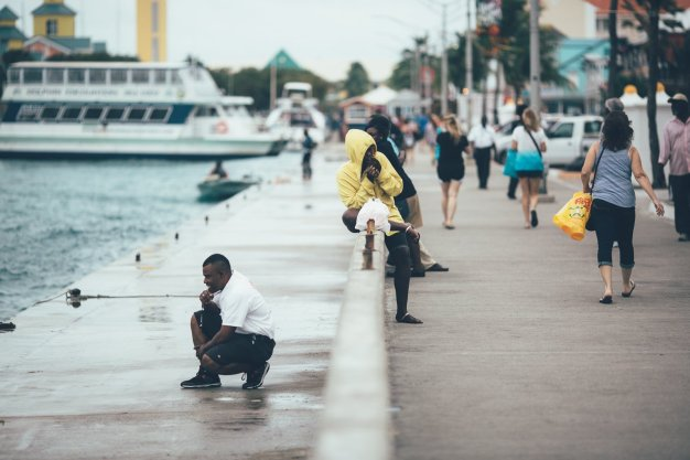 Faces of the Bahamas People Photography Florian Roser