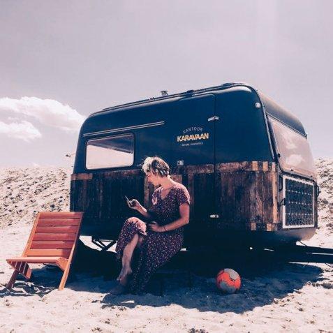 Office Caravan
