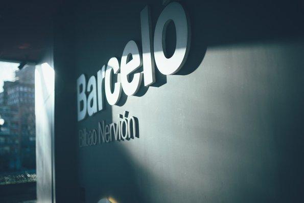 Bilbao Barcelo Eingang