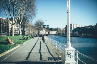 Bilbao Promenade