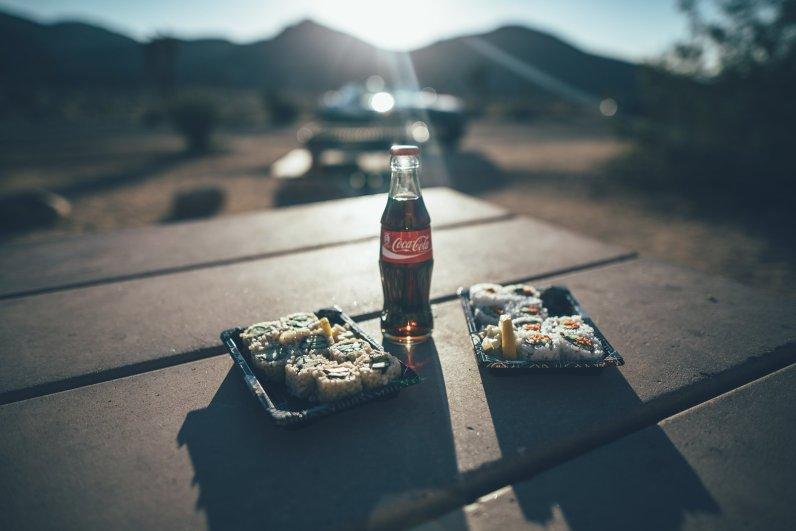 Coca-Cola Kalifornien