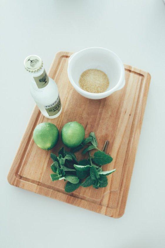 Ginger Beer Mojito