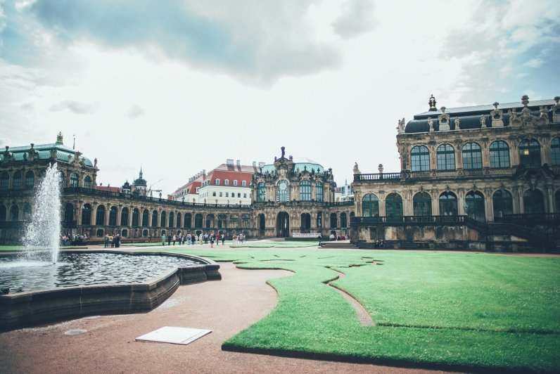 Reise nach Sachsen