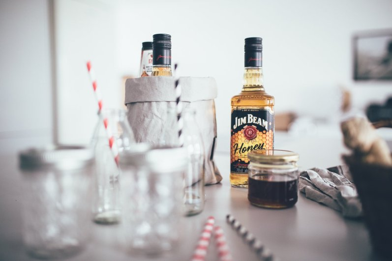 It-Drinks mit Jim Beam