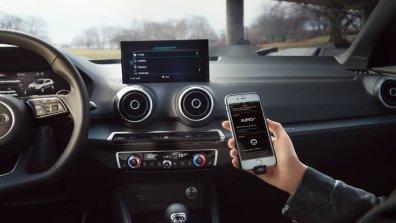 Foto: Kai-Uwe Gundlach: Audi Connectivity im Q2
