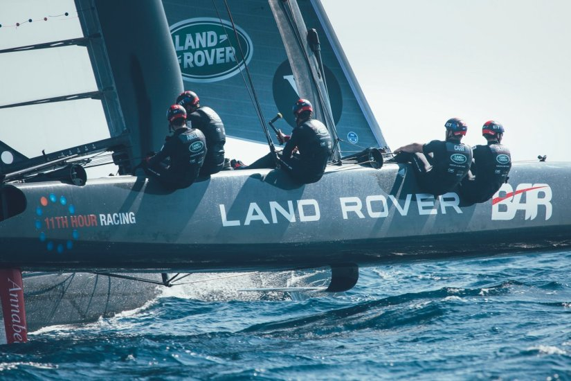 Land Rover - 35. Louis Vuitton America`s Cup