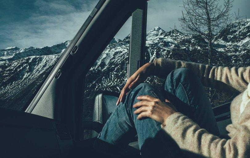 Wintercamping mit HYMER und Mercedes-Benz