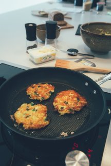 Potato Pancakes Rezept
