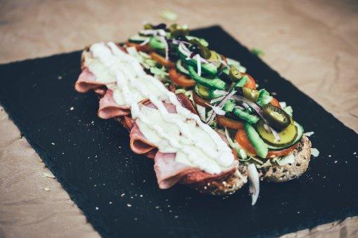 Subway Sandwich Italien B.M.T.
